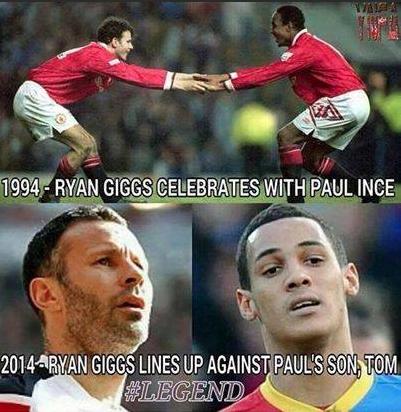 BhJ9GcbCAAERzGz Quality Paul & Tom Ince Meme sums up the longevity of Ryan Giggs Man United career