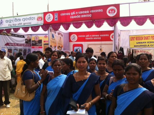 ASHAs in Odisha gearing up to embrace #mhealth @bbcmediaaction http://t.co/PvGjjh7Bsj