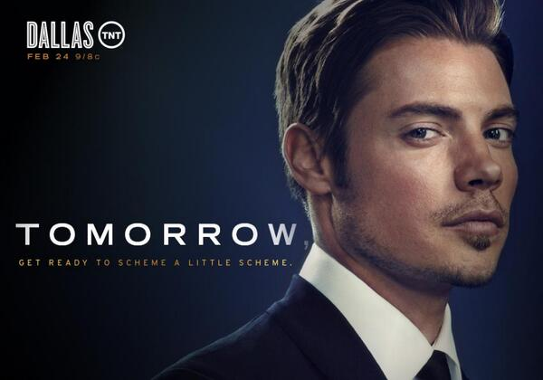ONE MORE DAY! Make John Ross proud, get in bed with #DallasTNT for the Season 1 & 2 marathon starting tonight @ 8/7c! http://t.co/ftcOgR7oER