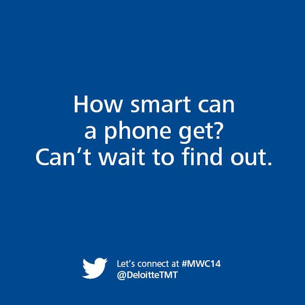 #Smartphones at #MWC14 are in all shapes and sizes – will one form factor become a consumer favorite? @GSMA http://t.co/tT2oWSAmCh