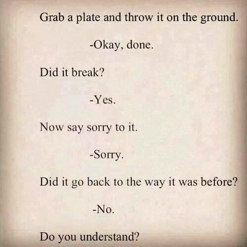 """""""@Mr_Mike_Clarke: Sometimes saying Sorry isn't enough. http://t.co/xa98HwB6YW"""" Take note!"""