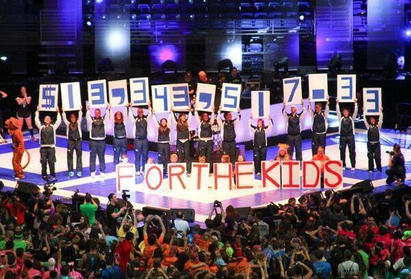 Anybody have a doubt about the heart and soul of the Penn State student body? Shame on you. #THON14 http://t.co/HfJ3QuKksT