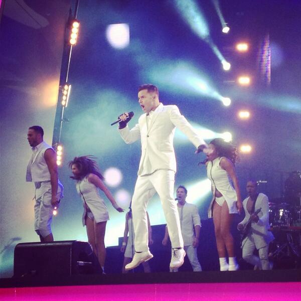 Lo máximo Ricky Martín!!!! http://t.co/uX28nniDg9