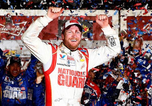 Your Daytona 500 winner! http://t.co/avvwHuIhSl