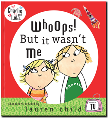 Aren't you lucky.. RT & Follow and you can win a #CharlieAndLola Me Book in our weekly #Competition Good Luck! http://t.co/kRMghwUmjD