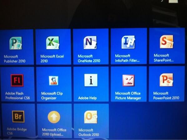 笑翻过去。。。RT @9GAG: And this is why the Microsoft Excel logo starts with an X http://t.co/toRFS2XVOZ http://t.co/cN02LKyIr8