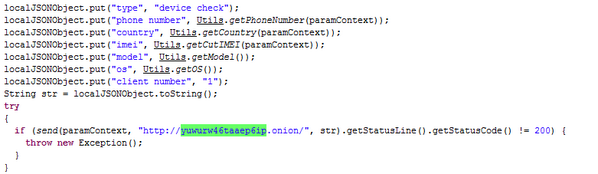 Backdoor.AndroidOS.Torec.a - 1st #Tor mobile trojan for #Android http://t.co/TO3ynkWSnP http://t.co/OtWNj7bSn2