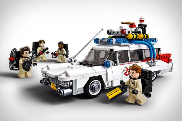 Lego Ghostbusters Ecto-1 http://t.co/n3b7whT4jL http://t.co/CB0rA3ZL6S
