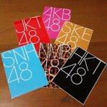 jualan48: [READY STOCK] STICKER JKT48, AKB48, SNH48, HKT48, SKE48   Harga 4rb   Hub. 085726803784 http://t.co/Ni4dl0Jz4Y