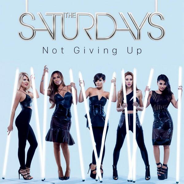 Pleased to announce that my #SingleOfTheWeek on @gaydio all this week from 6pm is 'Not Giving Up' by @TheSaturdays. http://t.co/dDBfrarqik