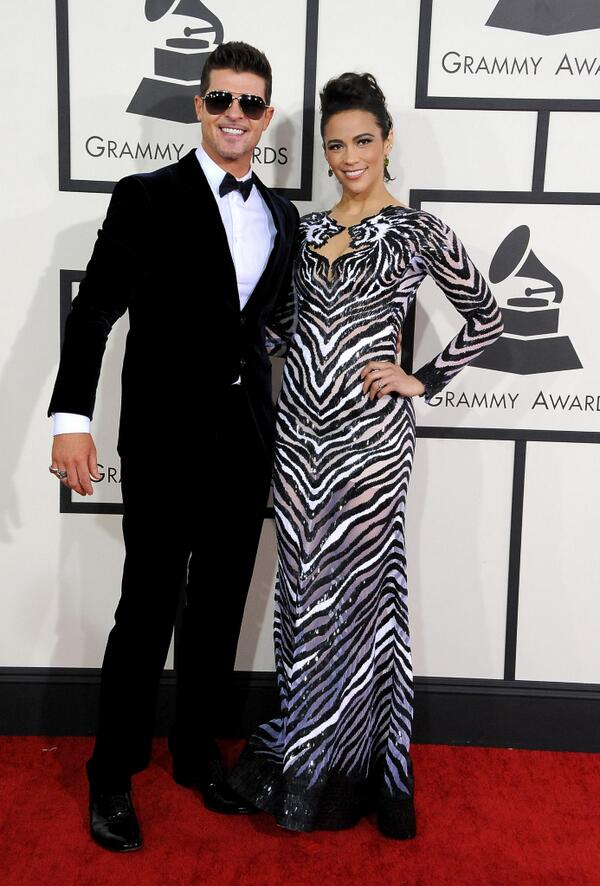 Robin Thicke and Paula Patton announce separation: http://t.co/DeT5m63UsP  (Photo: WireImage) http://t.co/vfSymJDJZV