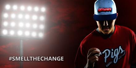 For those of you living under a rock, we unveiled new logos today at http://t.co/tyRm2x1t26. #smellthechange http://t.co/gqcqHhevmR