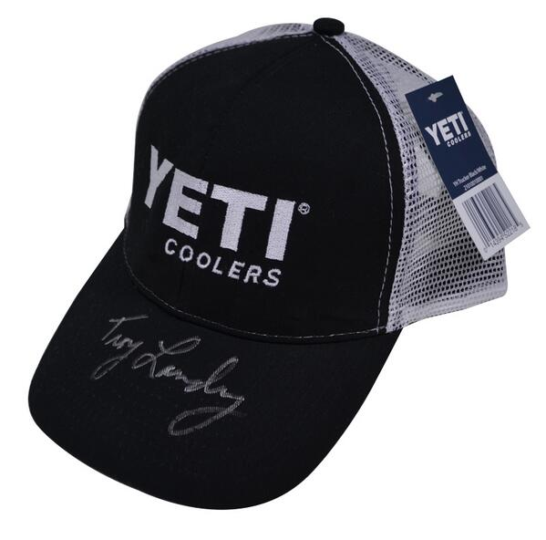 Watching @SwampPeople? Want a signed YETI hat by the one and only @TroyLandry? RT to enter. http://t.co/MB87Xl11zP