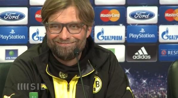 BhUOHXnCcAAG2TJ Cheeky Jurgen Klopp enjoys presser pre Zenit Dortmund thanks to bumbling translator