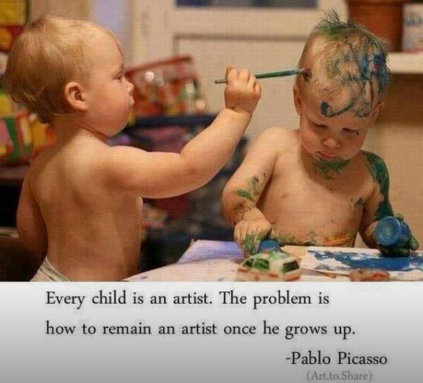 Nurture your child's creative and artistic nature! http://t.co/cFsWffB1ir
