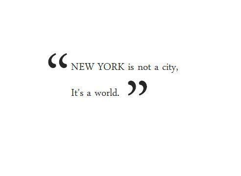 Truest of stories #NYC http://t.co/KkPWeY2rDH