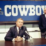 25 years ago TODAY Jerry Jones bought the Cowboys.  @judybattista on how Jerry changed the NFL http://t.co/T55eum4UeE