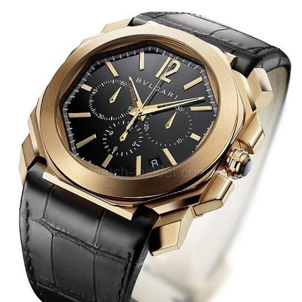 """The #Bulgari """"Octo Chronograph"""" will debut at #BaselWorld2014. Does this watch deserve some love? http://t.co/zXy1LyLkx6"""