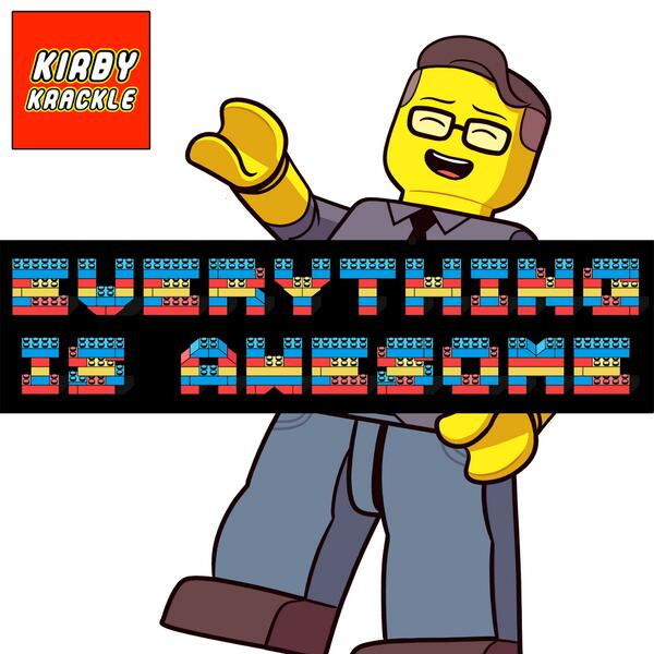 """New single: """"Everything Is Awesome!"""" (Nerd-Rock Version) FREE for limited time! #LegoMovie https://t.co/Jh3LBnkMhw http://t.co/TCIfX9ym2P"""