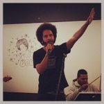 .@BootsRiley, @TheCoupMusic live at Pandora #Oakland today! http://t.co/mocbuDOoq0