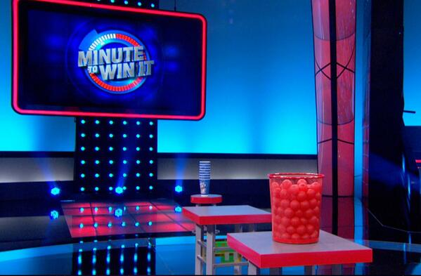The Game Begins in 3....2....1.... #MINUTETOWINIT starts now on @GSN !!!! Live Tweet with us and win some swag!! http://t.co/QEsB2UsLur