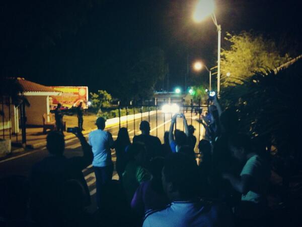 Hace minutos, 7 detenidos injustamente en Guayana fueron puestos en libertad después de 7 días http://t.co/ThO6jZqcKX