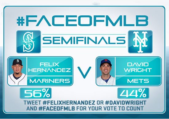Keep Going!! We increased the lead. As @PeteCarroll says. #AlwaysCompete #WinForever #FelixHernandez #FaceofMLB RT! http://t.co/sMrPj7OZ4o