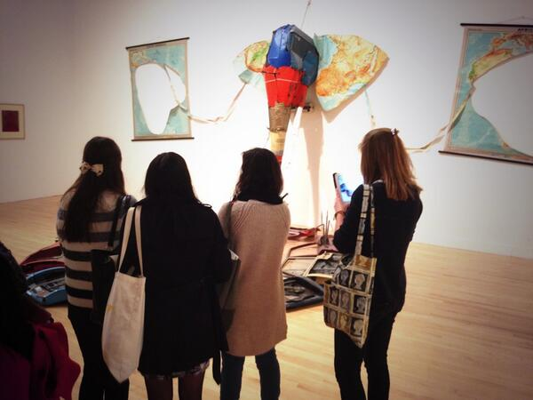 @Tate fantastic new displays inspire #order #disorder for our GCSE students today. Deacon next ! http://t.co/ns9CCD89Xw