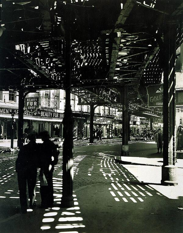 Photography doesn't teach you to express your emotions it teaches you to see. — Berenice Abbott http://t.co/YExUo8HXct