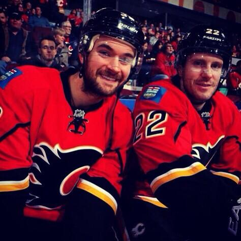 Lost a couple great guys today, but that's the business. Going to miss Stempy & Reto.. Good luck boys! http://t.co/dS0pshljza