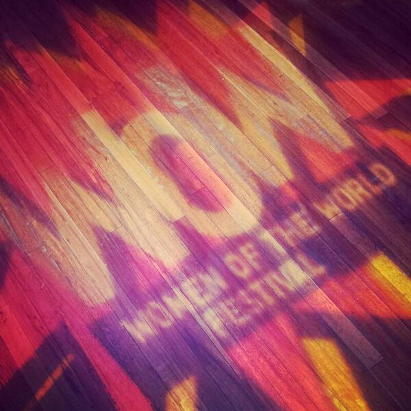 We're celebrating women around the globe with @WOWtweetUK at the buzzing @southbankcentre tonight! http://t.co/rN291Gy1Vx
