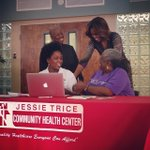 RT @FLOTUS: Jessie Trice Community Health Center in FL is doing great work to help families #GetCovered: http://t.co/I3bqMOVMzN