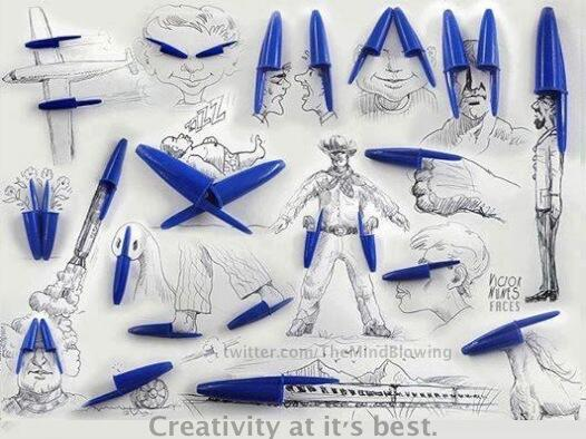 Creativity at it's best: http://t.co/5pYb3d7hCB