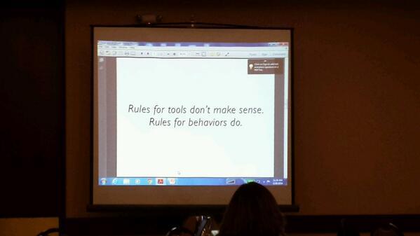 Love this slide from @juliafallon 's presentation at #ipdx14 http://t.co/2kjhuR9fm8