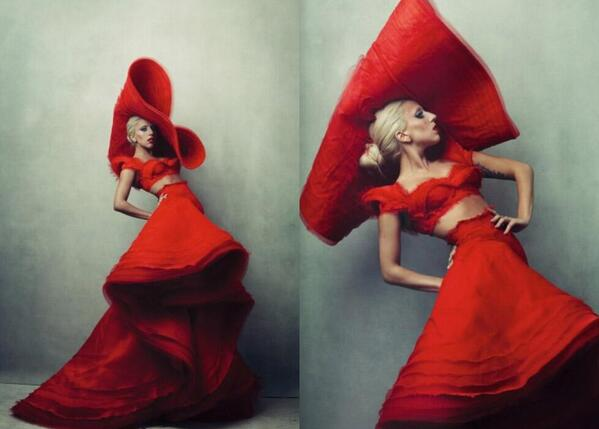 New Lady Gaga outtakes by Annie Leibovitz set to appear in her upcoming self-titled book. http://t.co/i8DEbqkpGg