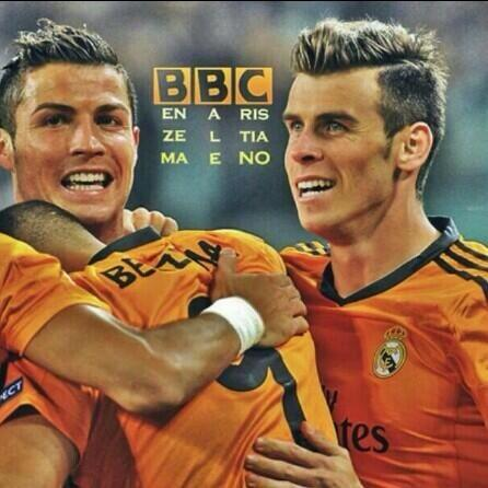 Bhbl9hWIEAA9bXQ Forget the SAS! Real Madrid have the BBC & they have scored 70 goals this season!