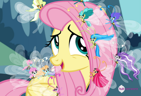 The Breezies are coming this Sat.! RT to help Fluttershy give them an extra warm Ponyville welcome! #MLPSeason4 http://t.co/DE9M4rh4DV