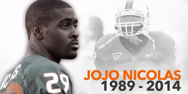 Prayers go out to JoJo family. Had one last time to see him yesterday at the hospital... RIP man