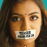 RT @directormbalaji: @SAHthemovie @dulQuer #Nazriya Teaser tomo :) http://t.co/be09OH2zCU