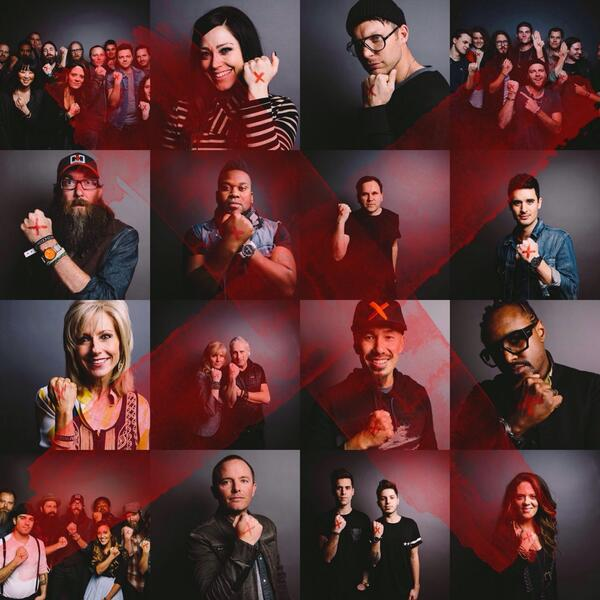 We are in it to END IT! Raise your voice for the 27 million trapped in slavery! ❌ #enditmovement http://t.co/cnEghdDLMY