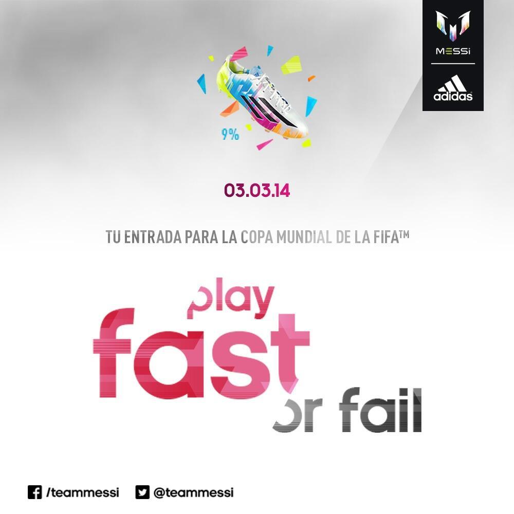 #FASTORFAIL - El juego comienza. 03.03.14. ¿Estás preparado? http://t.co/Qoa93q3ya5
