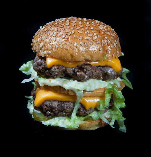 BURGER OF THE WEEK - THE JOHN CANDY http://t.co/acCmdpG1Ax
