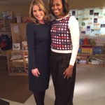 RT @JennaBushHager: Tune in tomorrow to @todayshow for conversation with @FLOTUS about Let's move, body image and raising her girls! http:/…
