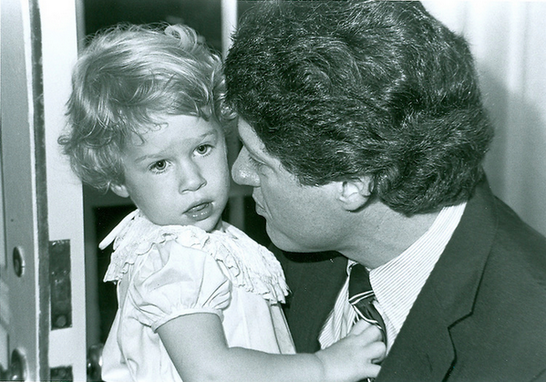 @billclinton: Happy Birthday @ChelseaClinton from your biggest fan. #TBT