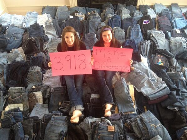 """This has really empowered me to pay it forward the rest of my life"" Jenevia, Alaska @dosomething #teensforjeans http://t.co/YAZTZIEHQn"