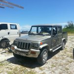 RT @VickiTreadell: @anandmahindra @MahindraNews en route to Pitcairn spotted #Bolero on Tureia, FrenchPolynesia, deep in the S.Pacific http…