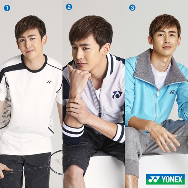 [Endorsement] #Nichkhun on @YONEXKOREA FB Update  ©yonex via Careyblue21 http://t.co/E8nuQYGT9t