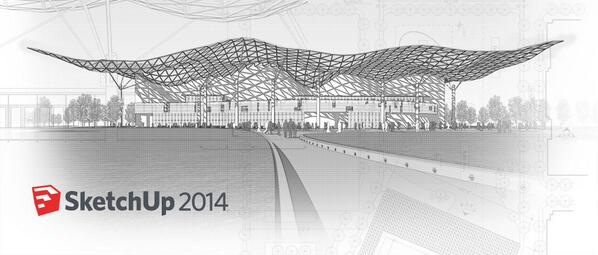 Looking for something to do this weekend? Why not try out SketchUp 2014? http://t.co/4uxlIh8JGa http://t.co/r2YOVPQsEt