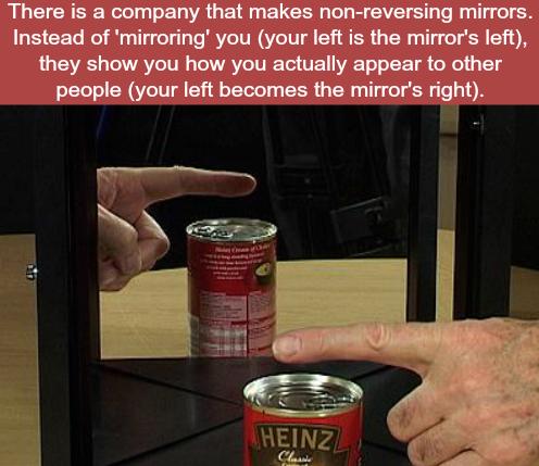 Non-reversing mirrors: http://t.co/JUSTiuBflG