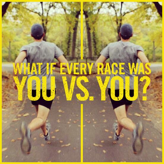 The only person holding you back...is you. Defy your limits and go further. #motivation http://t.co/Ns8myDJwhp